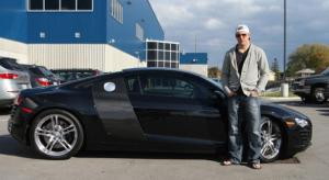 Please come back fans. By the way, you like my car?(Paul Hunter/Toronto Star)