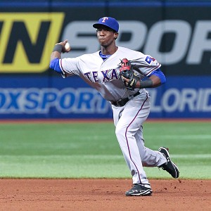 Jurickson Profar. Will be a stud one day