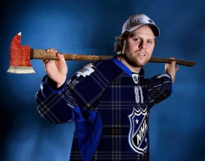 Keep that stick away from the Sedins