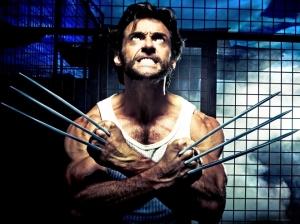 Wolverine's poop face. Image: Twentieth Century Fox